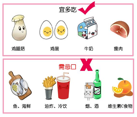 老年人得了白癜风在饮食上应该注意什么?