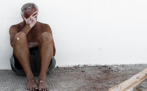 中老年白癜风患者在饮食上的护理